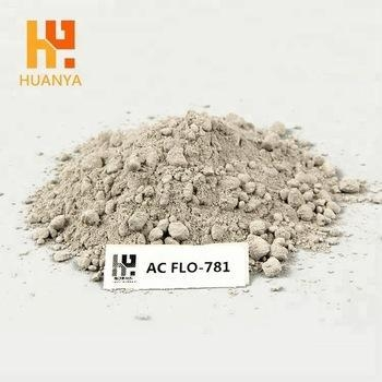 China Low Cement Zircon Bauxite Fireproof Castables Refractory High Temperature High Strength