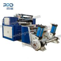 China Coreless Thermal Paper Slitter Rewinder on sale