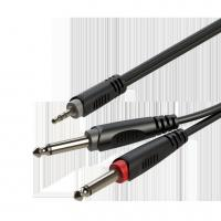 AC020 Flat audio cable - 26AWG - 2 x 1 x 0,14mm