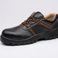 China men's gunnison steel toe insert safety work boots and safety shoes on sale