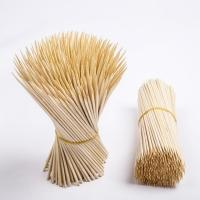 Wholesale Food Bamboo Skewers/Long Sticks YHST010 from china suppliers