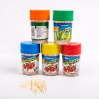 Wholesale Customized Size Natural Bamboo Toothpicks YHTO010 from china suppliers