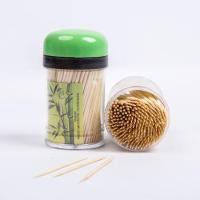 Wholesale Eco-friendly Customized Bamboo Toothpicks YHTO003 from china suppliers