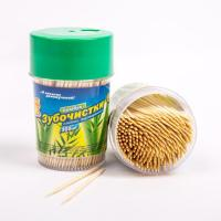 Custom Packaging Bamboo Toothpicks YHTO004