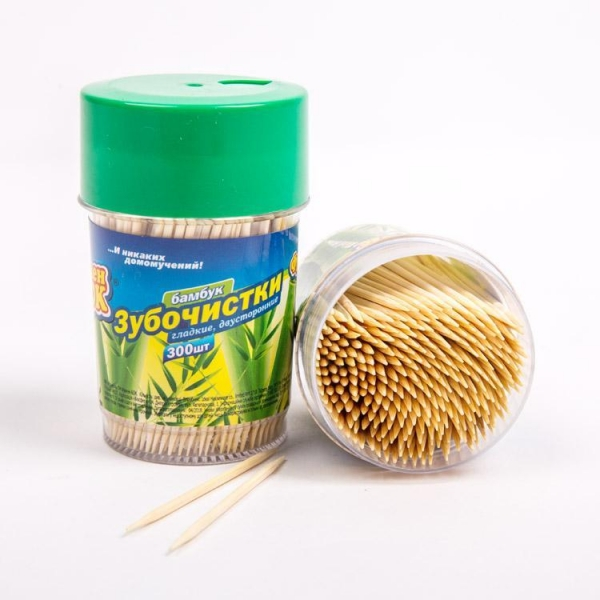 Quality Custom Packaging Bamboo Toothpicks YHTO004 for sale