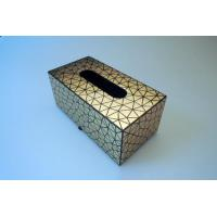 Wholesale Wooden Square Tissue Box from china suppliers