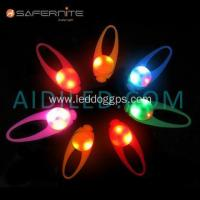 Wholesale Led Dog Safety Light Led Dog Collar Flashlight Lamp Accessories from china suppliers