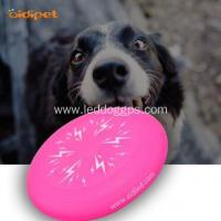 Wholesale LED Dog Frisbee Outdoor Led Light-Up Dog Toys Flying Disc Frisbee from china suppliers