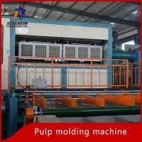 Wholesale Pulp Tray Machine Egg Tray Manufacturing Machine from china suppliers