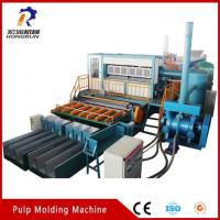 Wholesale Pulp Tray Machine HONGRUN Brand Egg Tray Making Machine from china suppliers