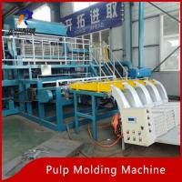 Wholesale Pulp Tray Machine Egg Tray Manufacturing Unit from china suppliers