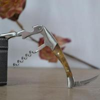 China Hot Quality Fashion Appearance Multi-Functional Wine Opener Made Of Stainless Steel for sale