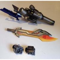 Wholesale 4ever Movie Optimus Weapons Set from china suppliers
