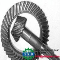 Wholesale Top Quality right angle spiral bevel gears Used For AUTO Cars from china suppliers