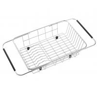 Wholesale Dailyart Dish Drying Rack Dish Adjustable Rustproof DDR0010 from china suppliers