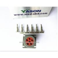 Wholesale Deutsch J1708 Male Connector 6Pin Plug from china suppliers