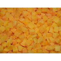 Buy cheap Frozen food IQF Peach from wholesalers