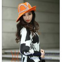China Organza hats Product wool felt hat ZM0010 on sale