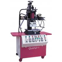 China PNEUMATIC/HYDRAULIC FOIL GILDING AND HOT STAMPING MACHINE on sale