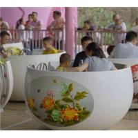 Wholesale Family Rides 72 seats tea cup ride from china suppliers