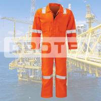 China Oil and Gas Flame Proof Overalls on sale