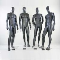 China Fiberglass Mannequin Abstract Male Mannequin T11-15 on sale