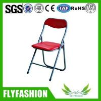 China Plastic office folding chair without arm (OC-139) on sale